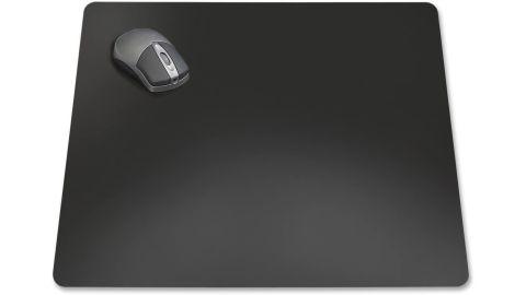Artistic Rhinolin II Antimicrobial Self-Healing Black Desk Pad