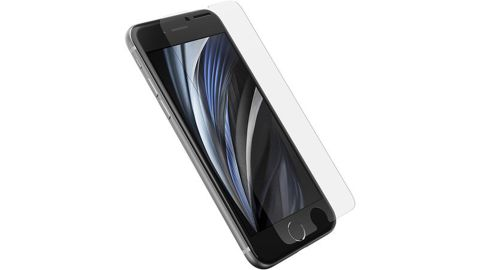 OtterBox Amplify Glass Antimicrobial Technology Screen Protector