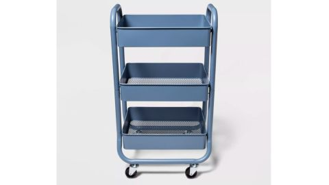 Made By Design 3-Tier Metal Utility Cart