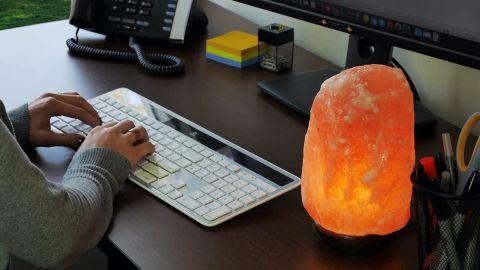 Mineralamp NSL-101 Salt lamp