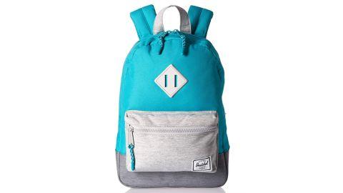 Herschel Supply Co. Kids Heritage Backpack, Orient Blue