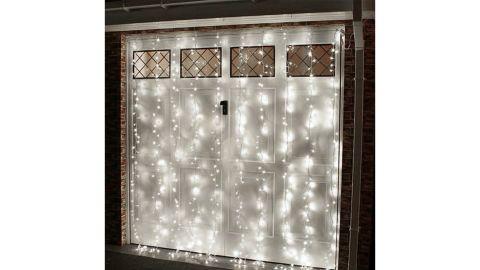Vanbuskirk 9.8' LED Plug-in 320 - Bulb Curtain String Light