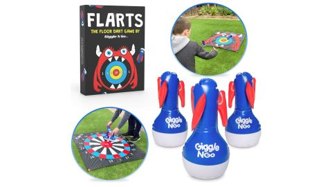 Giggle N Go Flarts Outdoor Games for Family