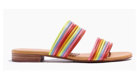 The Meg Slide Sandal