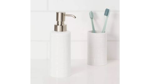 Threshold Tile Soap Pump