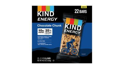 Kind Chocolate Chunk Energy Bars, 22-Count