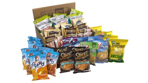 Large Healthy Snack Box, 48-Count