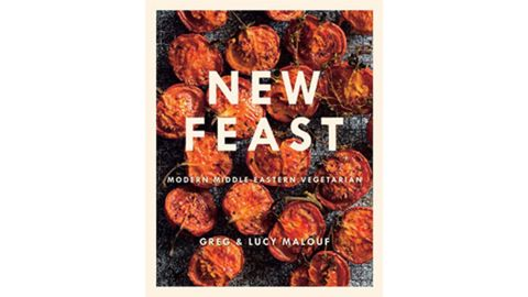'New Feast: Modern Middle Eastern Vegetarian' by Lucy Malouf & Greg Malouf