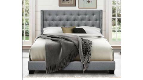 Greyleigh Aadvik Tufted Upholstered Standard Bed