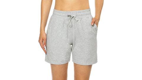 Baleaf Casual Jersey Cotton Shorts