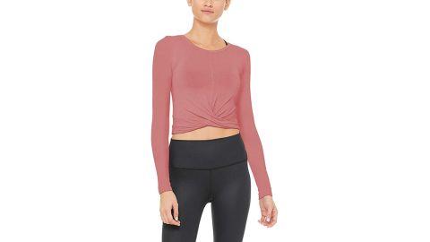 Bestisun Long-Sleeve Workout Shirt