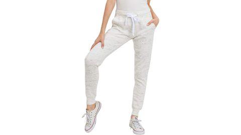 Esstive Women's Ultra Soft Fleece Casual Jogger Pants