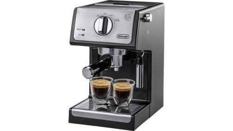 DeLonghi Espresso Machine in Black