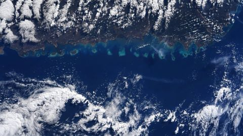 The Quirimbas in Mozambique, shared by Hurley on July 28.