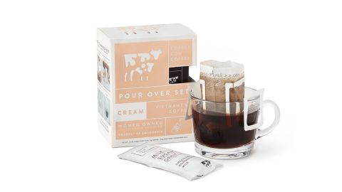 Vietnamese Coffee Portable Pour-Overs