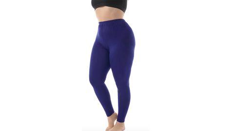 ZerdOcean Women's Plus-Size Leggings