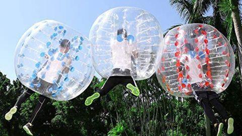 Body Bumper Bubble Soccer Balls for Kids/Adults
