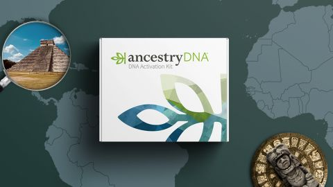 Photo: Ancestry DNA