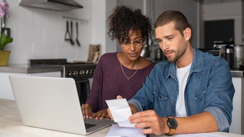 Creating a budget helps you stay financially on track, or at least know when you're off course.