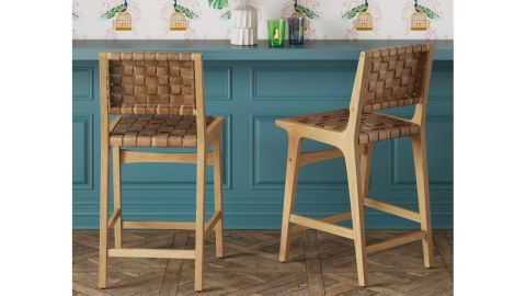 Opalhouse Ceylon Woven Barstools