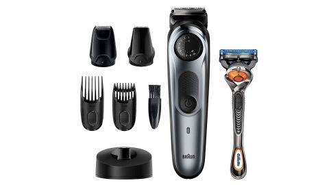 Braun Cordless Beard Trimmer and Hair Clipper