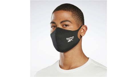 Reebok Face Covers, 3-Pack