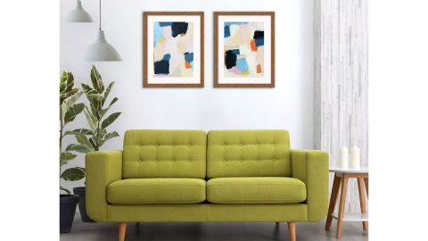 Project 62 Abstract Framed Print Decorative Wall Art, Set of 2