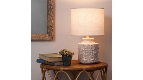 Opalhouse Ceramic Table Lamp White