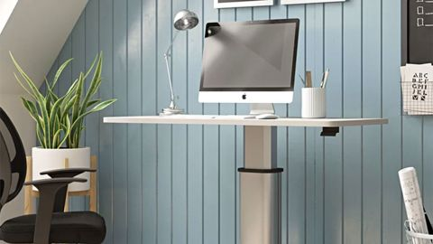 Steelcase Airtouch Height-Adjustable Standing Desk