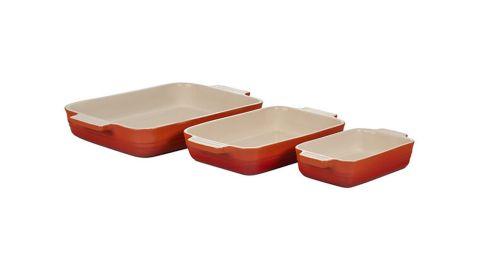 Classic Rectangular Dish Set