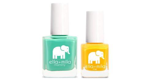 Ella+Mila Nail Polish, Mommy&Me Set