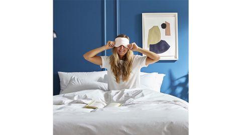 Brooklinen Mulberry Silk Eyemask