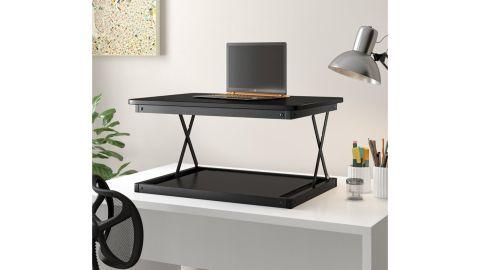 Change Desk Mini Height-Adjustable Standing Desk Converter