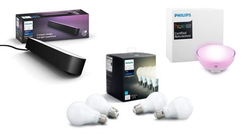 Philips Hue devices