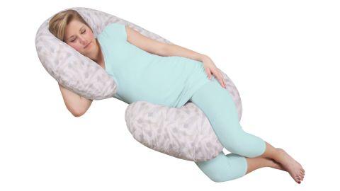 Snoogle Chic Full-Body Pregnancy Support Pillow