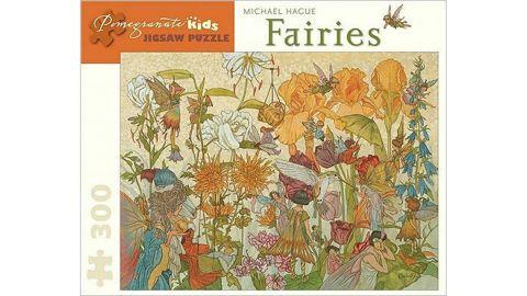 Fairies 300-Piece Jigsaw Puzzle
