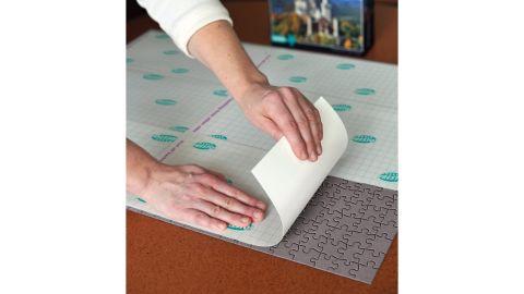 Buffalo Games Puzzle Presto! Peel and Stick Puzzle Saver