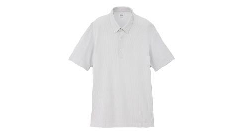 Airism Pique Short-Sleeve Polo Shirt
