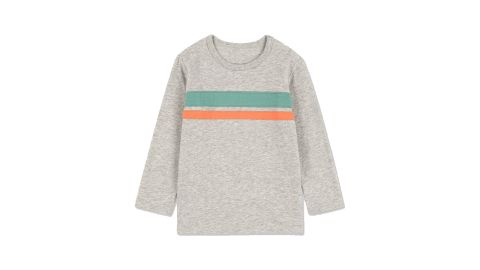 Toddler Sweat Long-Sleeve T-Shirt