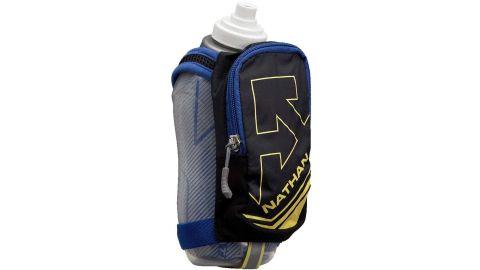 Nathan SpeedDraw Handheld Running Water Bottle