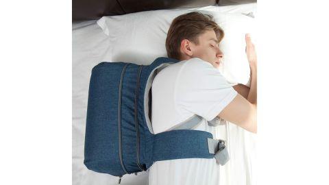 WoodyKnows Side-Sleeping Back Pillow