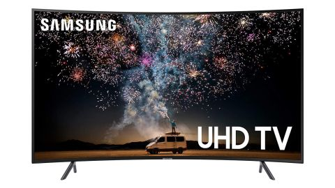 Samsung Curved 65-Inch 7 Series 4K Smart TV