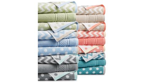 Martha Stewart Collection Spa Mix and Match Bath Towels