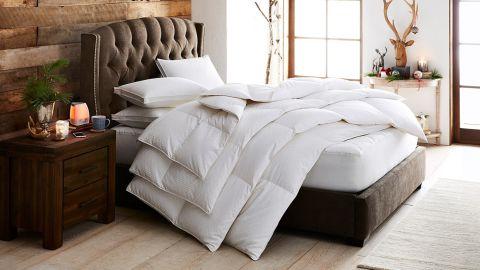 Hotel Collection European Goose Down Queen Comforter