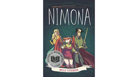 'Nimona' by Noelle Stevenson