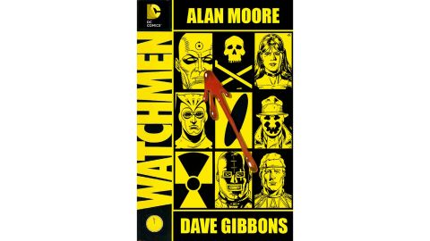 'Watchmen' Deluxe Edition by Alan Moore & Dave Gibbons