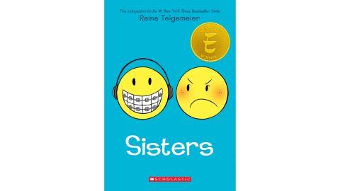 'Sisters' by Raina Telgemeier