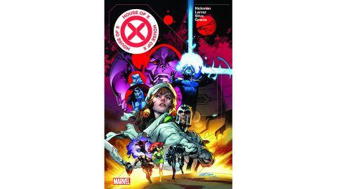 'House of X/Powers of X' by Jonathan Hickman & Pepe Larraz