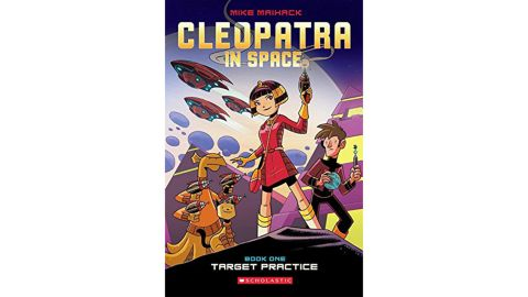 'Cleopatra in Space: Target Practice' by Mike Maihack