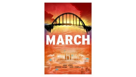 'March' (Trilogy Slipcase Set) by John Lewis, Andrew Aydin & Nate Powell